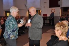 Sjaak Willems eveneens 25 jaar lid van koor