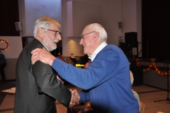 Harrie Smeets ook 50 jaar lid!