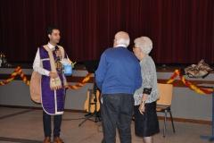 Een gezegende wens van pater Bartholomeus en zuster Nicoline