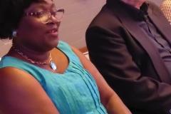 Jacqueline Beckers-Oppong is 25 jaar lid van het koor
