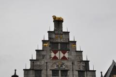 Dordrecht - gouden kalf