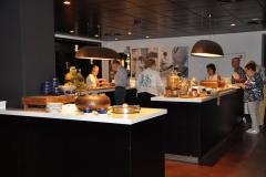 Postillon hotel Dordrecht - diner 's avonds