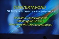 Aankondiging gezamenlijk concert