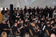 Harmonie Wilhelmina, Posterholts Gemengd Koor en Mes Amis