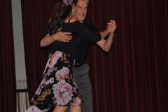 Optreden met argentijnse dansen