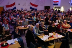 Publiek in de zaal