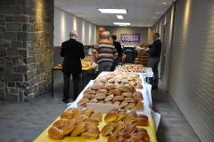 Totaal   750 broodjes