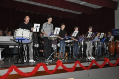 Opening door de jeugdige drummersgroep BAMM!!
