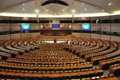 De grote vergaderzaal