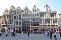 Grote Markt Brussel, rondleiding met gids