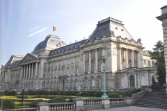 Korte rondrit met bus: het Koninklijk Paleis