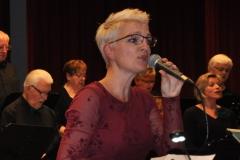 Solo optreden Willeke Simons-Visschers